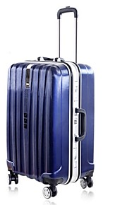 Unisex-Outdoor-Metal-Luggage-White / Beige / Pink / Blue / Red / Gray