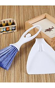 multifunctionele borstel met het vegen emmer, auto-interieur stof te verwijderen, zetel, airconditioner mond schoonmaken