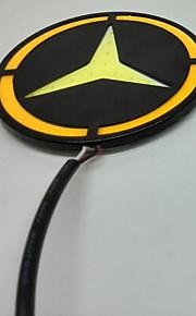 resaltar la mazorca Benz DRL, la dirección de adaptación universal con la luz antiniebla circulares mazorca