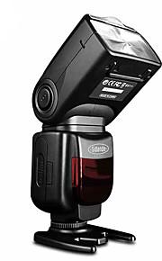 esterno Speedlight spia del flash top sidande® df-550 Speedlight slr macchina fotografica per Canon / Nikon / Pentax / Fujifilm / samsung