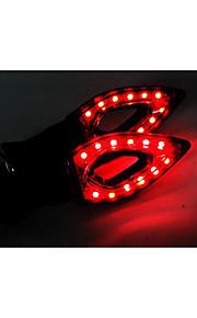 yamaha honda lámpara de conducción de la motocicleta, dirigido dirección de la iluminación de la lámpara, luces de giro (1 unidad)
