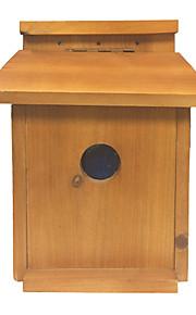 bestok® multifunctionele geschikt voor diverse milieu vogel camera's met 6 leds lichten infrarood nachtzicht
