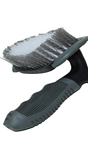cepillo de limpieza cepillo de lavado de coches de neumáticos de la almohadilla de arco