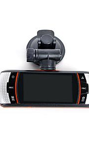 dobbelt linse a1 kørsel optager HD 1080p med gps positionering track afspilning