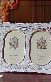 Рамки для картин Деревенский Прямоугольный,Полирезина 1 1.6x2.4cm