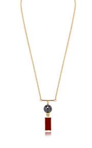 Colliers Tendance Pendentif de collier Bijoux Quotidien Personnalité / A la Mode Alliage Doré 1pc Cadeau