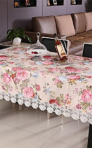 Polyester Rectangulaire Table Cloths
