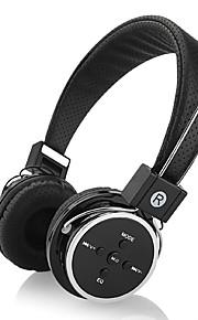 JKR JKR-203B Hoofdtelefoons (hoofdband)ForMediaspeler/tablet / Mobiele telefoon / ComputerWithmet microfoon / DJ / Volume Controle /