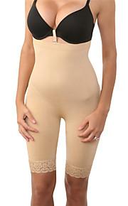 kvinners høy midje carry rumpeballe bukser blondekant kors / bære rumpeballe