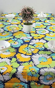 100% Cotton Neliö Table Cloths