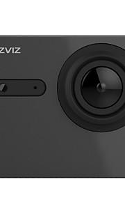 EZVIZ S5plus Sportcamera 1.4 12MP / 8MP / 5MP / 16MP 640 x 480 / 4000 x 3000 / 1600 x 1200 / 1280 x 72060fps / 120 fps / 30fps / 24fps /