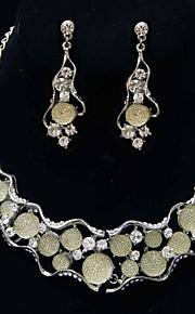 Bijoux Colliers décoratifs / Boucles d'oreille Collier / Boucles d'oreilles Bohemia style / Adorable / Croix / Personnalité / SexyMariage
