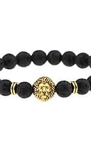 Charmes pour Bracelets / Bracelets de rive 1pc,Style Punk / Personnalité / A la Mode / Vintage / Bohemia style Forme de Cercle / Others