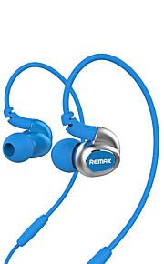Nøytral Produkt RM-S1 Øreplugger (i øret)ForMedie Player/Tablet / Mobiltelefon / ComputerWithMed mikrofon / DJ / Lydstyrke Kontroll /