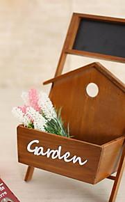 קופסאות אחסון Cute / מדפסות משולבות,Wood