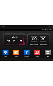 "ownice c300 6,95 ""2 DIN android 4.4 quad core bil dvd-afspiller til toyota universal med gps radio wifi"