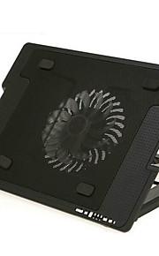 rotor laptop warmteafvoer base 10 tot 17 inch voudige gewijd radiator koeling pads van de computers