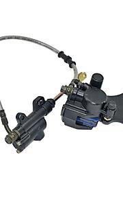 15mm de freno hidráulico de la bomba partes pinza la almohadilla de cable de 110cc 125cc sistema trasera pit bike suciedad chino