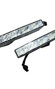 2pcs LED DRL modelli di auto del 99% luminosa eccellente IP68 impermeabilizzano resistenza 10w ad alte prestazioni LED DRL