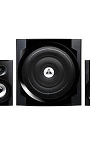 Goldenfield / S300 Bluetooth højttaler computer audio subwoofer højttalere desktop 2.1
