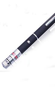 Лазер Laser 5 Режим 1000m Люмен Ночное видение 5 мм лампа AAA Полиция/армия / Охота-Прочее,Черный Нержавеющая сталь