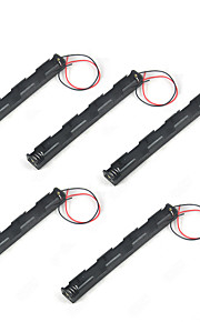 SENDAWEIYE battery AA Batteri Cases 3PCS 4.5V