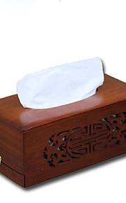 1pc ein zufälliges Muster Automobil Büro Schlafzimmer Salon Restaurant slap-up Karton europäisch Gesicht Handtuch Papier