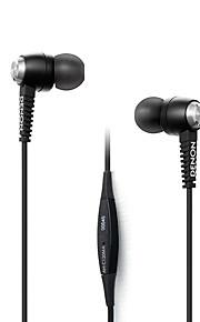 Weet je het zeker AH-C120MA Kanaal-oordopjes (in gehoorgang)ForMediaspeler/tablet / Mobiele telefoon / ComputerWithmet microfoon / DJ /