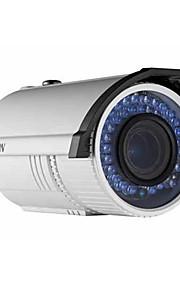 Hikvision DS-i-2cd2620ef H.265 IP di rete proiettile varifocale 2MP HD telecamera dome IP con slot per schede PoE / SD / visione notturna