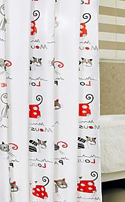 Moderno Poliestere 180*180cm ( L x W )  -  Alta qualità Tende da doccia