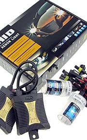 55W HID Xenon Conversion Headlight KIT Bulb H3 H1  H7 H8/H9/H11 9005 9006 880