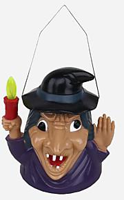 רפאי צעצוע ילדי מנורת דלעת 1pc ליל כל קדושים נקרא מנורת דלעת מעוצבת