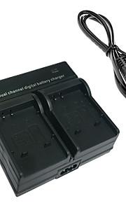 50b digitale camera batterij dual oplader voor olympus li-50b li-90b XZ1 sp720 sp810 sz14 sz20 sz31 tg-1 2 3 4 sh-1 2