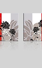 JAMMORY Canvas Set Landscape ,Two Panels Gallery Wrapped, Ready To Hang Vertical Print No Frame Decorative Painting