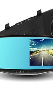 Fabriek-OEM 4,3 inch Allwinner SD-kaart Zwart Auto Camera