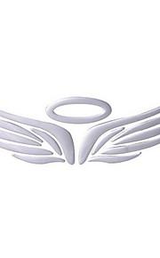 Adesivo ali adesivo angelo macchina tridimensionale auto