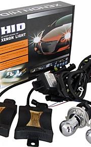 55W Xenon Hi-Low HID KIT Headlight lamp Slim Ballast H4 9004/9007 H13 4300K 6000K 8000K 10000K