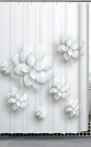 Moderno Poly / cotone 1.8*1.8m  -  Alta qualità Tende da doccia