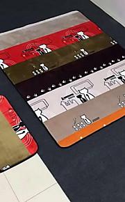 Las alfombras de área-Moderno-Como la imagen-Poliéster