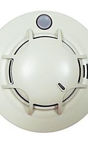 jty-gf-gstn701 détecteur de fumée avec buzzer et la section 2 piles alcalines LR6 aa1.5v