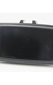 Koonlung 2,7 pollici Syntec Scheda TF Nero Auto macchina fotografica
