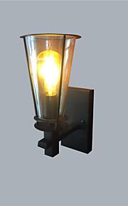 AC 100-240 60W E26/E27 Rustik/hytte / Rustik / Kontor / Bedrift / Vintage Maleri Feature for Ministil,Atmosfærelys Væg Lamper Wall Light
