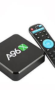 a96x tv box amlogic s905x quad core android 6,0 ​​ram 1g rom 8g