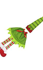 Joulukoristeet / Joululelut Lomatarvikkeet Jokeri Tekstiili Harmaa Kaikki