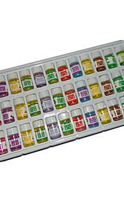GTH Eteriske oljer Baseolje Normal Lyseblå / Rose / Kamomille / Sitron / Rosmarin / Mint / SjasminBalance Oil Secretion / Bleking /
