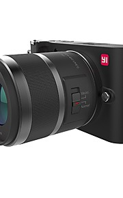 fotocamera xiaomi yi m1 mirrorless digitale con obiettivo 12-40mm F3.5-5.6 / 42,5 millimetri F1.8 lens / 20mp / 4k / 30fps (versione cinese)