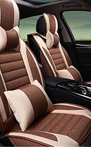 XD379 Blended Hemp Fashion Car Seasons Cushion
