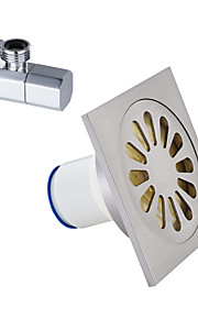 Tilbehørssett til badeværelset / Krom12*11*8.5 /Messing /Moderne /12 11 0.6