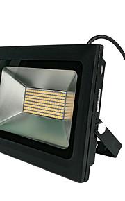 zdm 150W 3328x720pcs 14500lm vandtæt IP68 ultra tynde udendørs lys støbt lys varm hvid / kold hvid (ac170-265v)