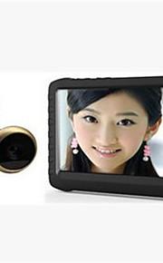 - 120 CMOS Dørklokke System Trådløs Flerfamiliehuse video dørklokken